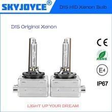 2016 new 1 pair D1S xenon bulb D1C Automobile Headlight replacement bulb For All Cars 4300k 5000K 6000K 8000K Xenon D1S bulb