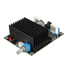 Venta caliente Universal TDA 7498 100 W + 100 W Clase D Del Tablero Del Amplificador de Alta Potencia Del Tablero Del Amplificador Pro Fácil Instalar Excelente Calidad