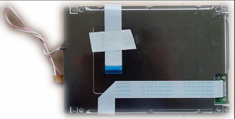 New 5.7 Inch 320*240 SX14Q004 LCD Warranty for 1 year new mt4310c lcd screen wholesale warranty for 1 year