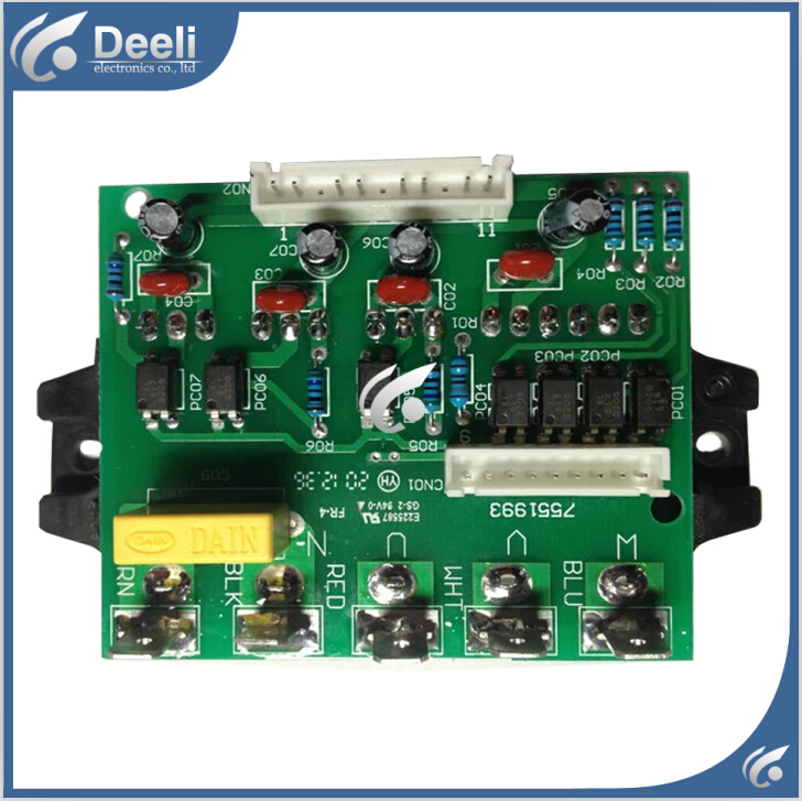 95% new good working for air conditioning Computer board KFR-28G/BP*2 inverter air modules 0010403442 95% new for haier refrigerator computer board circuit board bcd 198k 0064000619 driver board good working