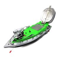 Ul プラグボートインテリジェントワイヤレス電動 Rc の餌ボートリモート制御魚探船サーチライト Rc