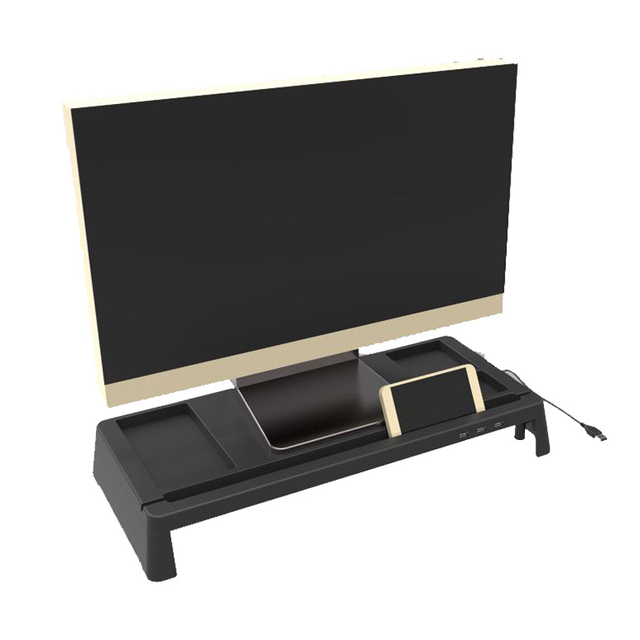 54x24x75cm Intelligent Charging Computer Table Holders For Bed Sofa