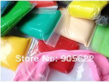 MOQ 24PCS ,24 COLOUR COMBINE .20g packing light weight air dry clay,FREE SHIPPING,Eco-friendly material