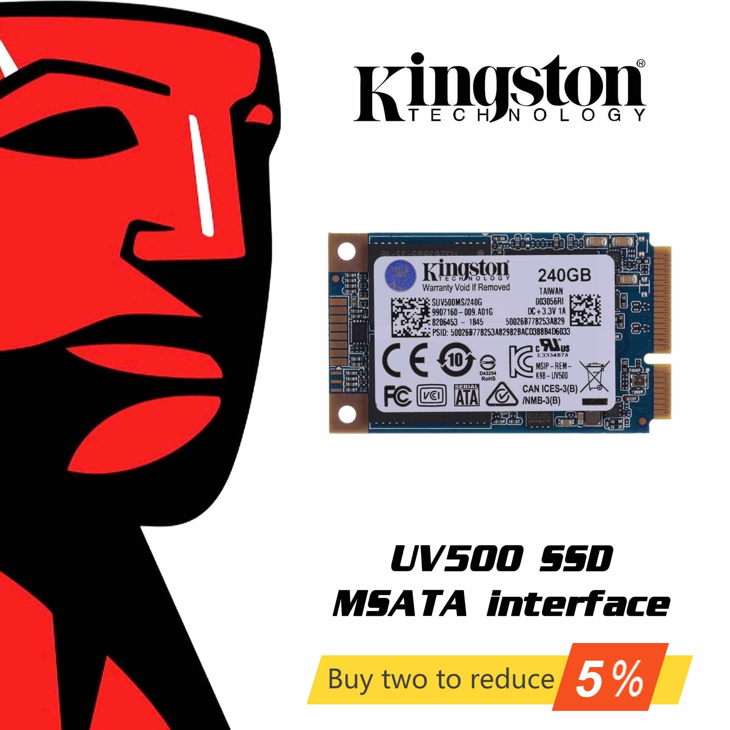 Original de la unidad UV500 SSD de 120GB 240GB hdd 480GB 1,92 tb mSATA disco duro interno de estado sólido HD SSD para ordenador portátil