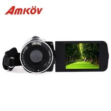 "Original Amkov AMK-DV161 Digital Camera 2.7"" TFT 24MP 720P Support SD Card DV Video Camera Professional Photo Camera HD Camera"