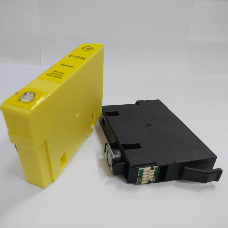 5Pcs T1811 - T1814 сия картриджі үшін EPSON XP212 - Кеңсе электроника - фото 4