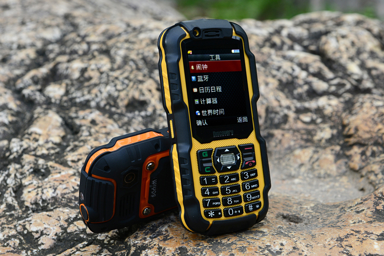Original Rugged Phone A12 Gsm Cdma Waterproof Dustproof Shockproof Bluetooth Mobile Cell Telephone Fm Radio Outdoor In Phones From