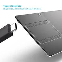чиіоп inspiroy g10t беспроводной цифровая ручка планшеты графический планшет для рисования с 8192 уровней сенсорная функция ускоренная ключи с перчатки
