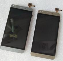Новый для 5 «Prestigio MUZE C3 PSP3504Duo PSP3504 Duo touch Экран Панель стекла Digitizer Сенсор + ЖК-дисплей Дисплей матрица сборки часть