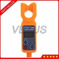 ETCR9100S bezprzewodowej transmisji danych Testowych pomiar prądu obciążenia z Wysokiej/Niskiego Napięcia AC Cęgowy Miernik prądu upływu