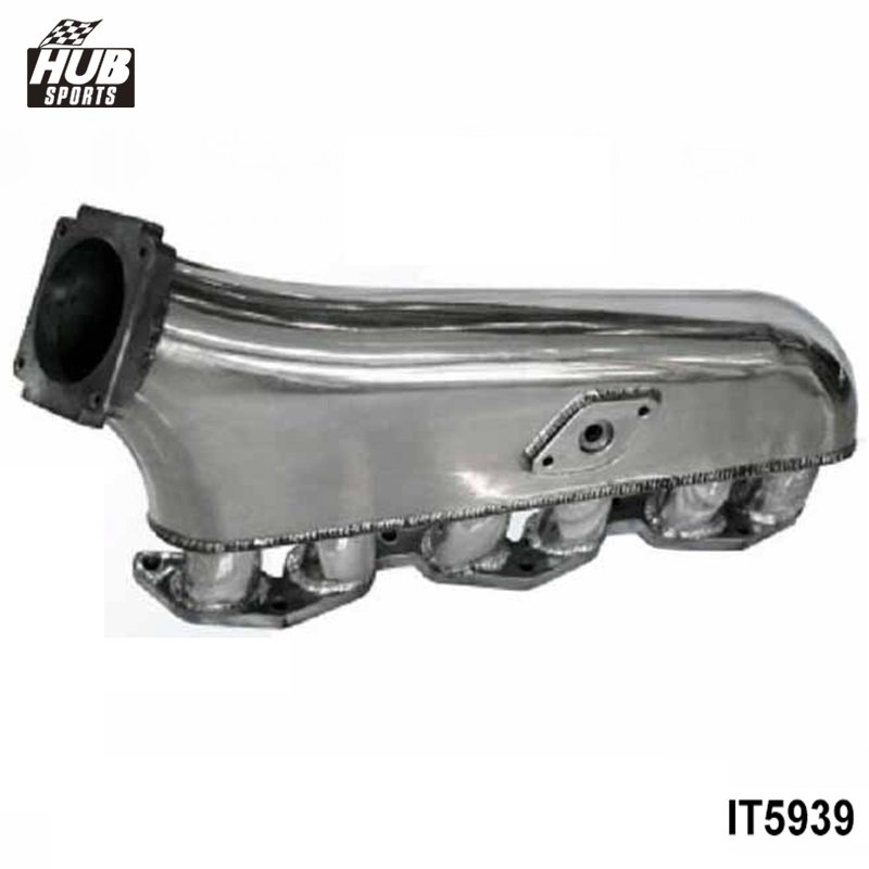 Engine Swap Turbo Intake Manifold For TOYOTA 1JZ High Performance Polished HU-IT5939