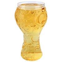 Nouvelle Arrivée 400 ML Russie 2018 Coupe Du Monde Creative Vin Verre D'eau bouteille Bière Steins Home Bar Liquide Lunettes Tasse Cadeau Pour Ami