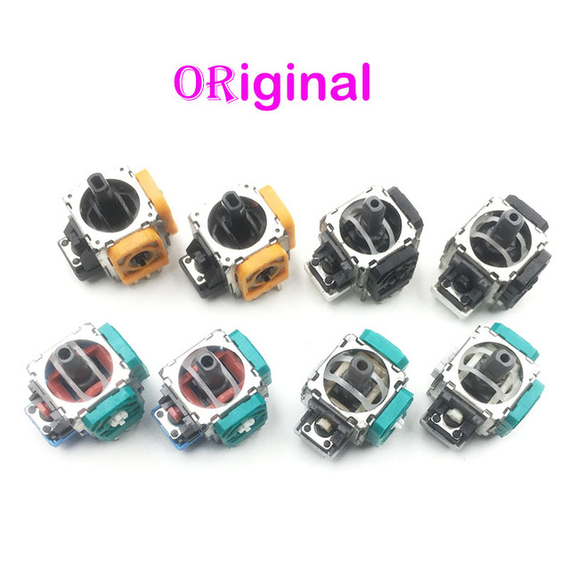 40PCS For PS 3 4 PS4 Dualshock 4 Controller Analog Stick Joystick Replacement for XBox One