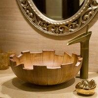 Antique retro art basin wash basin sink washbasin antique above counter basin art basin LO6181157
