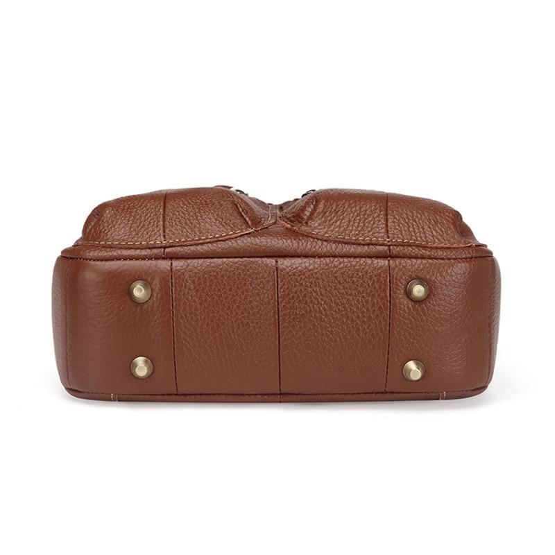 cnmiuter marca crossbody sacolas bolsa Bag Design : Vintage Genuine Leather Handbag