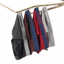 Plus Size Men Underwear Underpants Soft Modal U Convex Pouch Boxer Shorts Pants Solid Color Mens Casual Underwear Boxers Trunks недорго, оригинальная цена