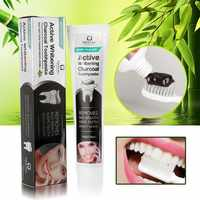 Charcoal Charcoal Bamboo Toothpaste Whitening Activated Charcoal All-purpose Teeth Toothpaste Black Tooth Paste