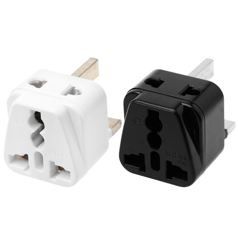 Universal UK/US/EU/AU to UK British Plug AC Travel Power Adapter Plug Converter CE0620 Drop shipping