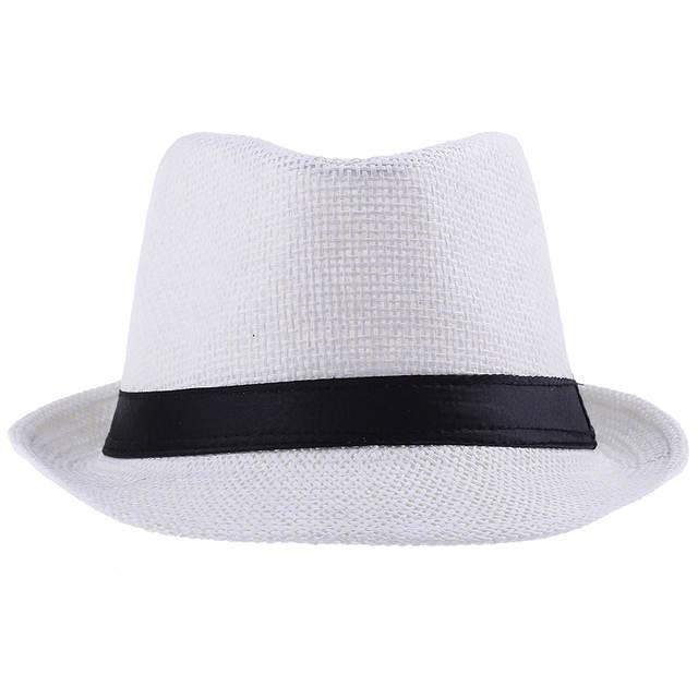 99+ Amazon Com Lafashionist Kids Boy Girls Straw Fedora Hat Summer ... 96c22e5cda34