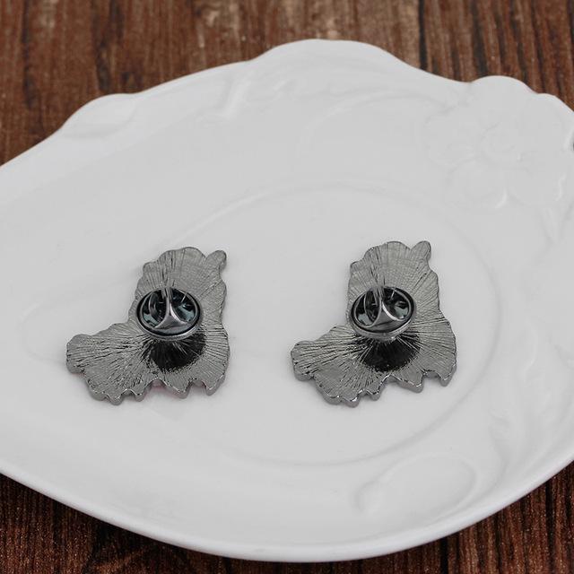 Alpaca Pin Sheep Brooches for Women Men Boy Girls Cartoon Cute Kawaii Brooch Jewelry Collar Clothing Badges Lapel Accessories