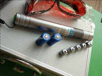High Power 450nm Blau Laser Pointer 500 W 500 Taschenlampe Camping Signal Lampe Burning Match/Trockenes Holz/Brennen licht zigaretten Jagd