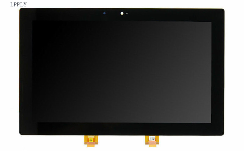 LPPLY LCD assembly for Microsoft Surface RT 1 1516 RT1 LCD Display Touch Screen Digitizer Glass Free Shipping lcd complete for microsoft surface pro 3 1631 tom12h20 v1 1 ltl120ql01 003 lcd touch screen digitizer replacement assembly