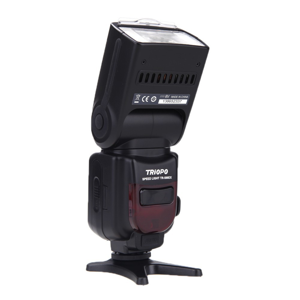 Triopo TR-586EX C Wireless TTL Flash Speedlite for Canon YONGNUO YN565EX II YN560 IV JY-680A triopo wireless ttl flash speedlite speedlight tr 586ex c for canon eos 5d mark ii 6d 1200d dslr camera as yongnuo yn 568ex ii