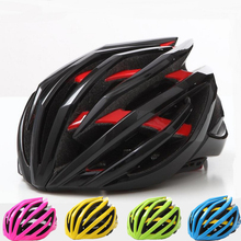 Ultralight bicycle helmet 25 Air vents cycling helmet men women 2018 EPS casco mtb mountain road