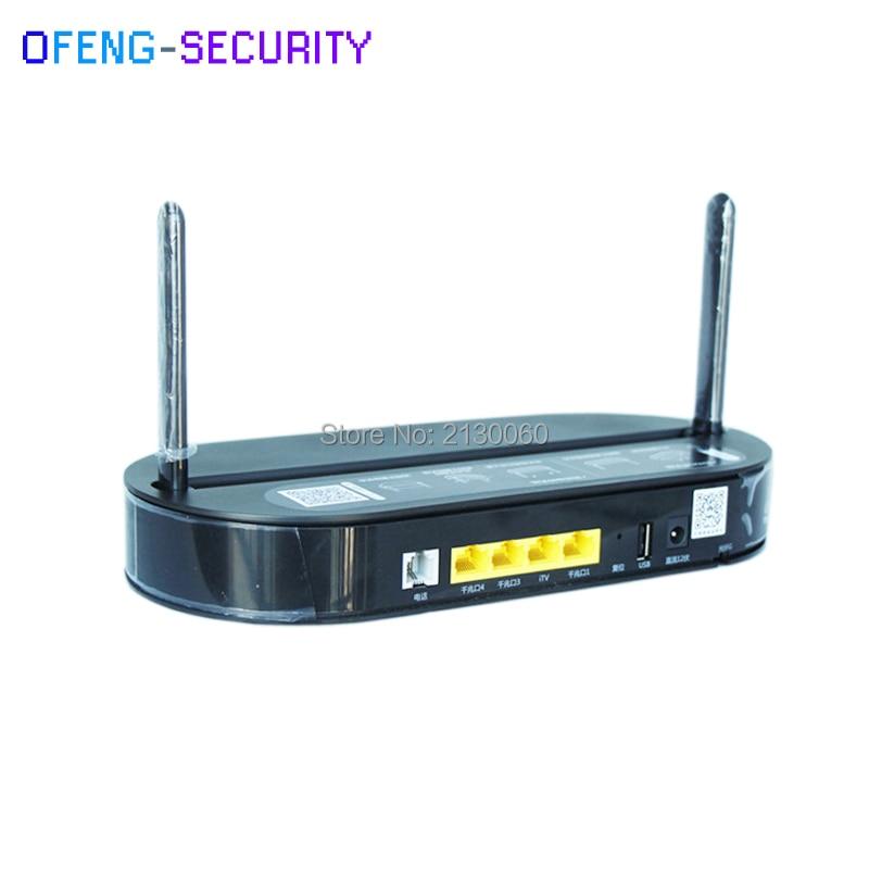 100% Original New HUA WEI HS8145V 4GE 1Voice Dual Band 2.4G 5G WiFi GPON ONU ONT FTTH Mode,Termina Gpon Fiber Network Router
