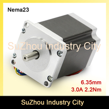 NEMA 23 CNC Stepper Motor 57x82mm 2.2N.m nema 23 stepping motor 3A 315Oz-in for CNC Router Engraving milling machine 3D printer