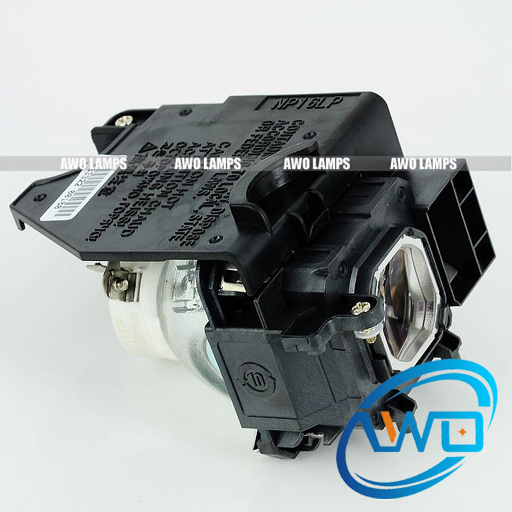 AWO Compatible Projector Lamp Replacement M300WS/M350XS/M420X/NP-P350W/P420X for NEC NP17LP with Housing куплю насос цнс 300 420