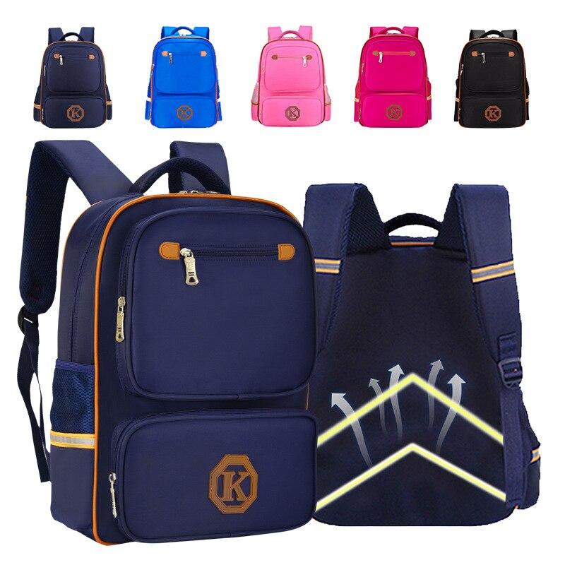 9dd8a08a5682 Детская школьная сумка мужская британская ветровая сумка для 1-3-6 сумка  для школы