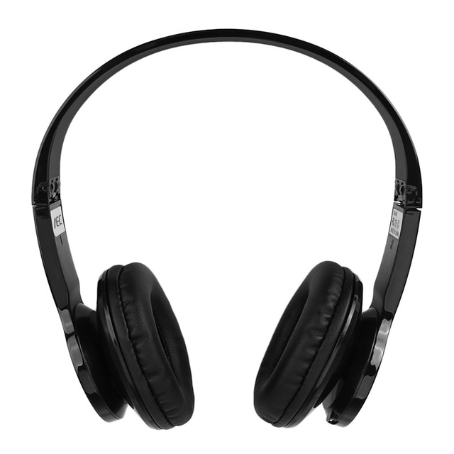 BQ-605 Original Wireless Bluetooth Earphones Hands-free Calls Comfortable  Leather Headphones Sports Music Headsets 043471fec9