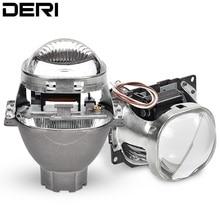 3.0 inch H7 Q5 Bi Xenon HID Projector lens Metal Holder for H7 Xenon Bulbs kit Car Headlight Lenses Styling Refit Accessories