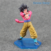 Dragon Ball Z Heroes Super Saiyan 4 Son Goku Figure