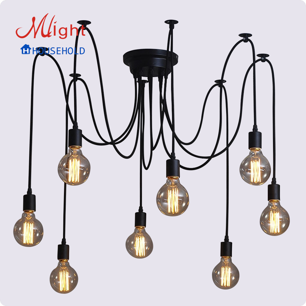 Buy retro edison bulb light vintage loft for Edison bulb fixture diy