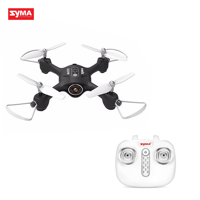 SYMA X23W WIFI FPV With 720P HD Camera Altitude Hold Headless Mode Waypoint Control APP Control RC FPV Racing Drone Quadcopter new wifi fpv rc quadcopter with hd camera 2 4ghz remote control rc drone with led night light altitude hold mode 360 degree roll