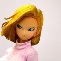 1/6 Dragon Ball Gals Смола фигурку Android 18 Scathach Loungewear режим сексуальная девушка Коллекция Модель Рисунок