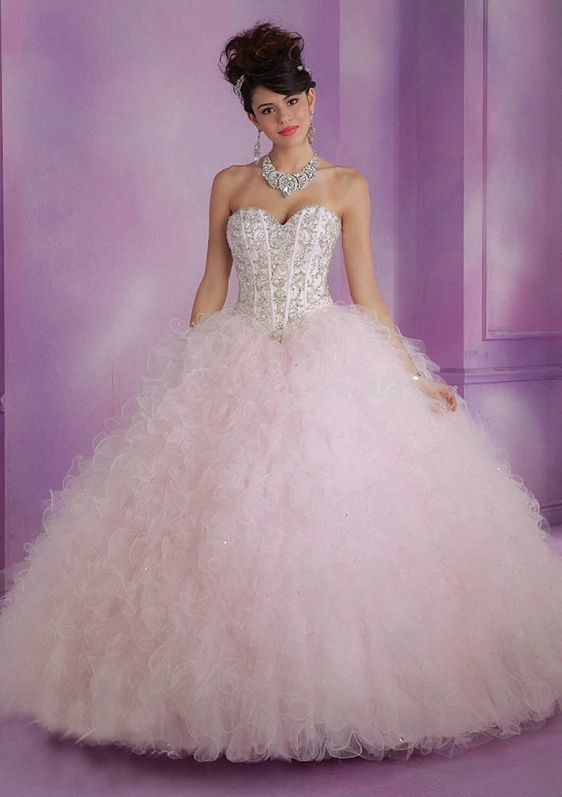 Quinceanera Dresses White Promotion-Shop for Promotional ...