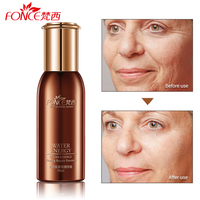 Fonce Six Peptides Face Anti Wrinkle Essence Moisturizing Lifting Firming Facial Serum Anti Aging Ageless Nourish Skin Care Face Care Serum