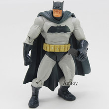 DC Super hero s Batman Super hero Gordura Movable Figuras de Ação Collectible Modelo Toy Kids Presente 18 cm(China)