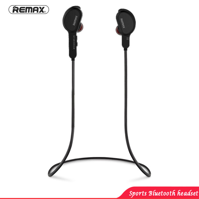 Remax Rb S5 S5 Wireless Sports Music Bluetooth Headset Handsfree For Laptop Iphone Ipad Android Phones With Retail Package Headset Handsfree Bluetooth Headset Handsfreewireless Sport Aliexpress