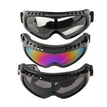 87924febc0 Gafas de seguridad Unisex transparentes para ciclismo de motocicleta gafas  de protección ocular tácticas Paintball viento polvo .