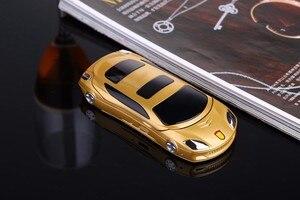 Image 2 - Автомобильный телефон раскладушка NEWMIND F15, 1,8 дюйма, с двумя Sim картами