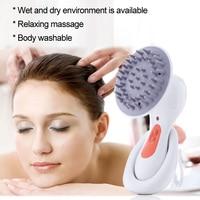 Electric Head Scalp Massager Brain Relaxation head Relax Massager Headache Stress Relieve Prevent Hair Loss Health Care tools