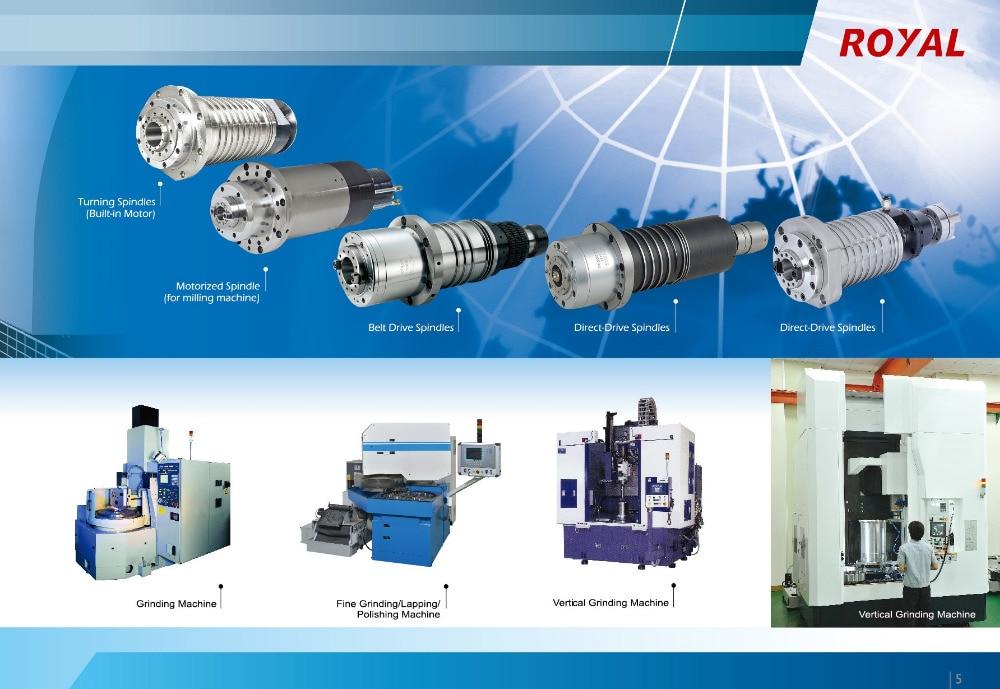 cnc orsómaró orsószíjhajtás BT40 12000rpm 150mm ATC - Szerszámgépek és tartozékok - Fénykép 3
