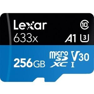 Image 5 - Lexar 633X Micro SD de 32 Гб 128 Гб 64 Гб 256 ГБ tarjeta 512 Гб Micro SD de 16 Гб SD/карта памяти TF 32 64 128 Гб microSD