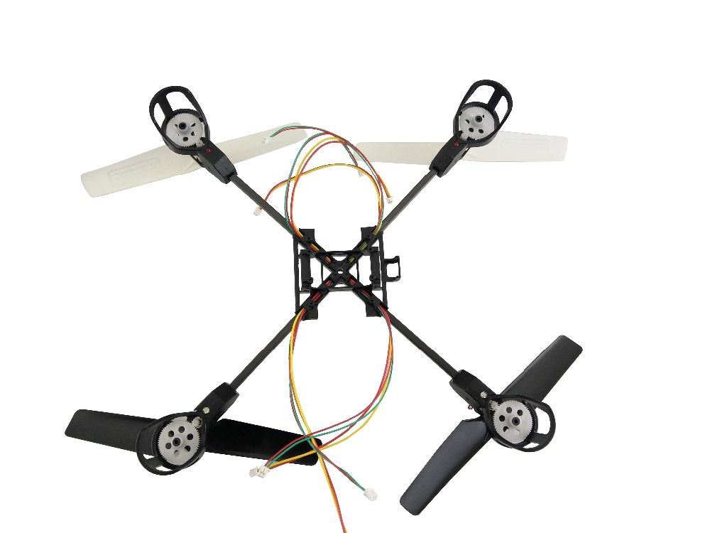 BLLRC new DIY four-axis helicopter 3.7V 8520 hollow cup motor wear carbon fiber rack global hot four-axis flight device