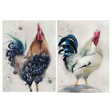 Cock DIY 5D Round Full Drill Diamond Painting Embroidery Cross Stitch Kit Rhinestone Home Decor Craft Christmas Gifts chicken diy 5d round full drill diamond painting embroidery cross stitch kit rhinestone home decor craft christmas gifts
