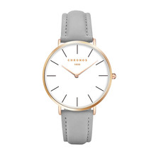 Dropshipping Relojes Hombre Ultra-thin youth fashion colorful women watches men Leather couple wrist watches Relogios Femininos